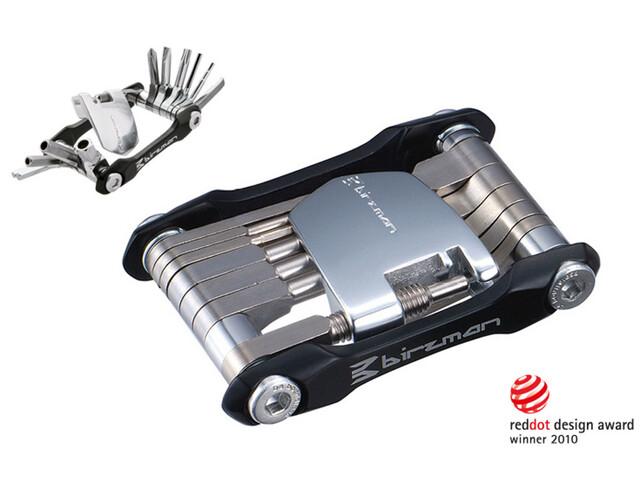 Birzman Feexman Series Multi-Tool AL12 schwarz